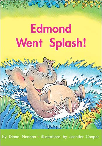 Edmond Went Splash!>