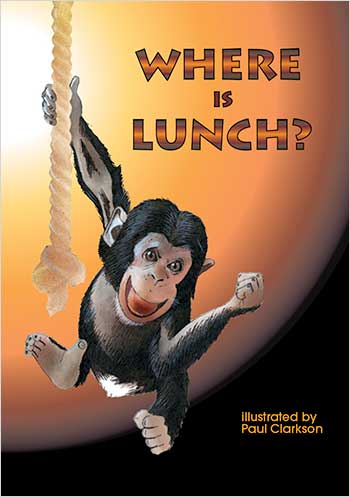 Where Is Lunch?>