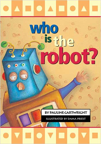 Who Is the Robot?>
