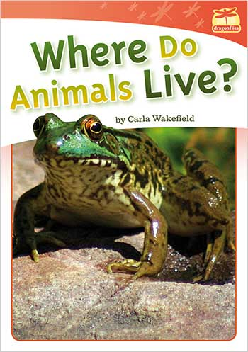 Where Do Animals Live?>