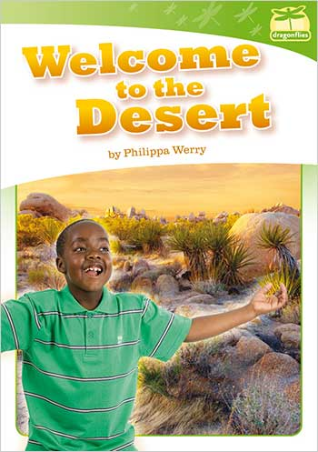 Welcome to the Desert>