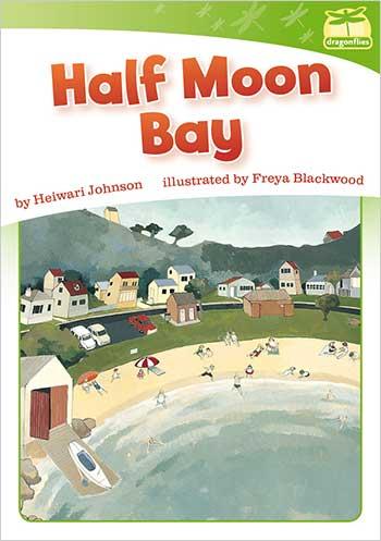 Half Moon Bay>