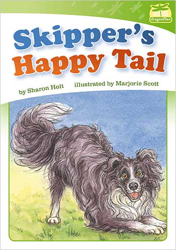 Skipper's Happy Tail