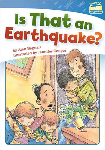 Is That an Earthquake?>