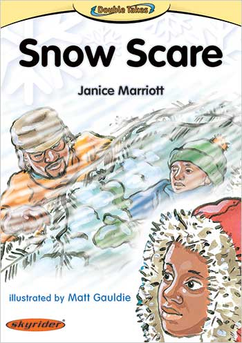 Snow Scare>
