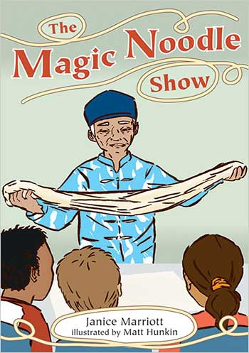 The Magic Noodle Show