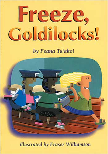Freeze, Goldilocks!>