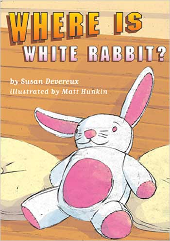Where Is White Rabbit?