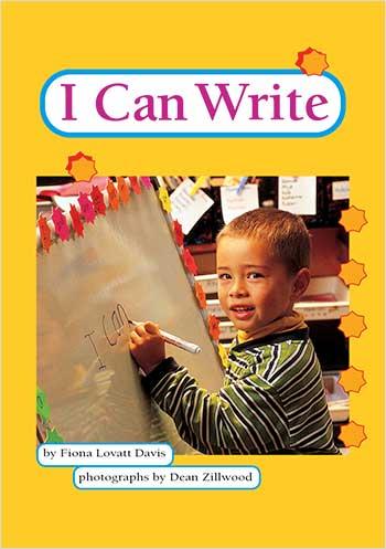 I Can Write>