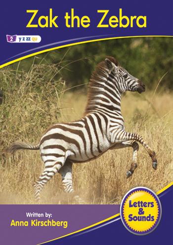 Zak the Zebra>