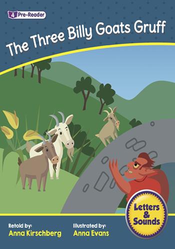 The Three Billy Goats Gruff>