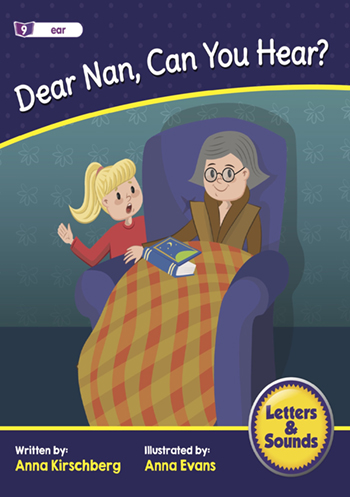 Dear Nan, Can You Hear?>