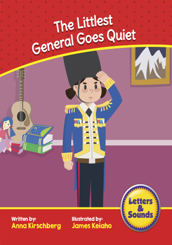 The Littlest General Goes Quiet