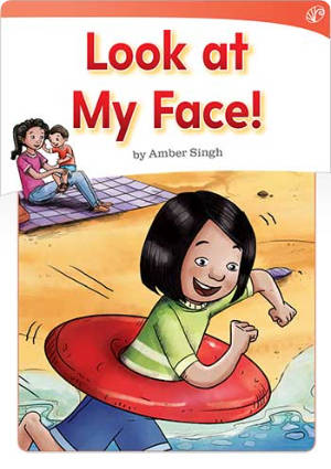 Book - Look at my face